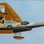 Peinture d'avion